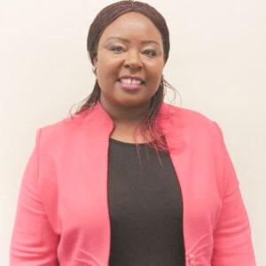 Sheila Masinde, Executive Director, Transparency International Kenya