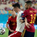 EURO 2020: Spain held to 1-1 draw by resilient Poland