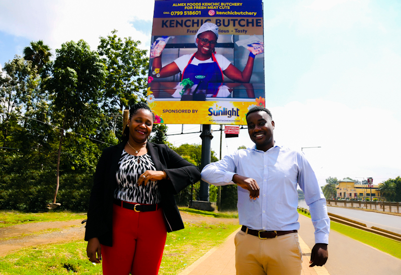 Unilever's Sunlight, has invested in a five-year programme to support women in business through various initiatives such as financial literacy training and advertising.