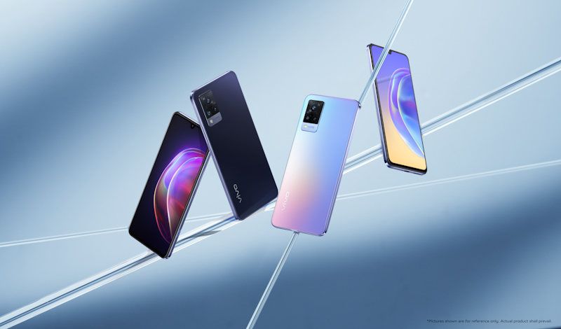 Chinese smartphone brand Vivo says its newly launched Vivo V21 smartphone showcases a unique Optical Stabilization (OIS) front camera housed within one of the industry's thinnest smartphone designs to deliver a mobile experience.
