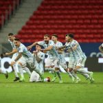 COPA America: Argentina beat Colombia to advance to finals