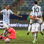 COPA America: Lionel Messi inspires Argentina to win over Ecuador