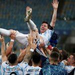 COPA America: Lionel Messi leads Argentina to triumph over Brazil