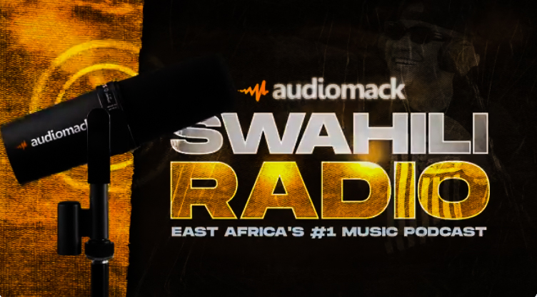 Audiomack's Swahili Podcast to Highlight East Africa Talents