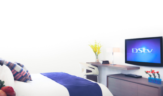 DStv Business has designed packages suited to your specific business needs, which are covered for all business environments. These range from; HOTELS – offering in-room viewing, PUBS & CLUBS - for bars, restaurants, and taverns and OFFICES - for work spaces.