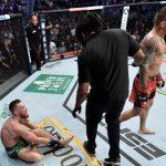 UFC 264: Dustin Poirier gets TKO win over Conor McGregor