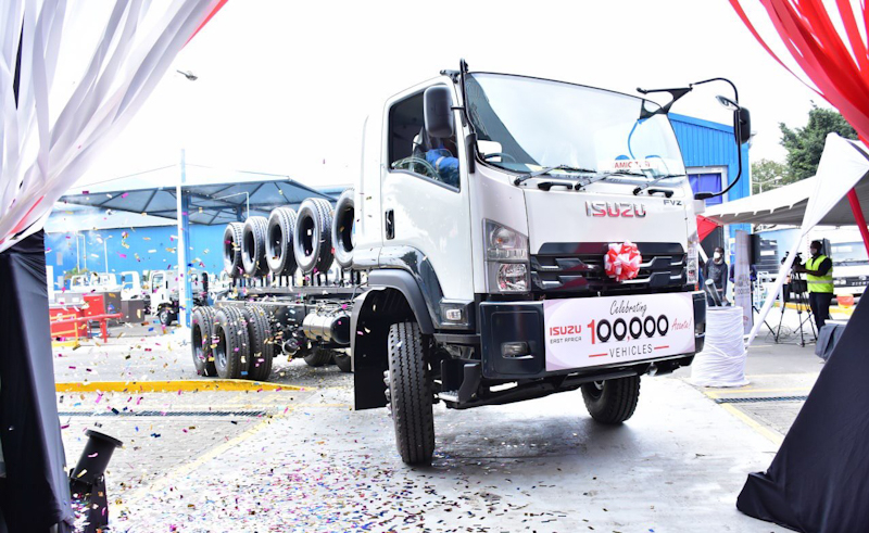 Isuzu EA assembles and sells approximately 5,000 units of assorted trucks, buses, pickups and SUVs annually, supported through an extensive dealer network across East Africa.