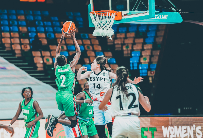 Kenya are Champions of the 2021 FIBA Women's AfroBasket Zone 5 Qualifiers.