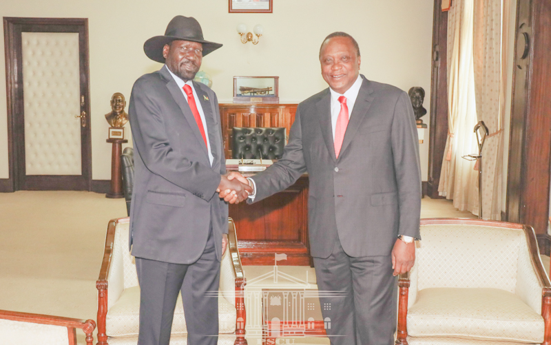 Kenya and South Sudan have waived visa and work permits for their citizens, showing their resolve to mend ties.