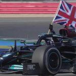 FI: Lewis Hamilton wins British Grand Prix