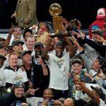 NBA: Milwaukee Bucks beat Phoenix Suns to win NBA title