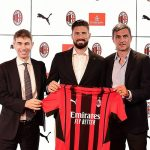 Transfer News: Olivier Giroud seals move to AC Milan from Chelsea