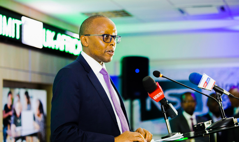 Samuel Kimani served as the Chairman of the Nairobi Securities Exchange for four years from June 2016 to July 2020. He is the immediate former Chief Executive Officer of the Jamii Bora Bank, now known as Kingdom Bank Ltd.