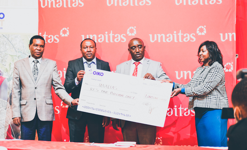 Unaitas said the funding will support over 5000 MSMEs on the recovery path especially in the backdrop of the Covid-19 19 pandemic