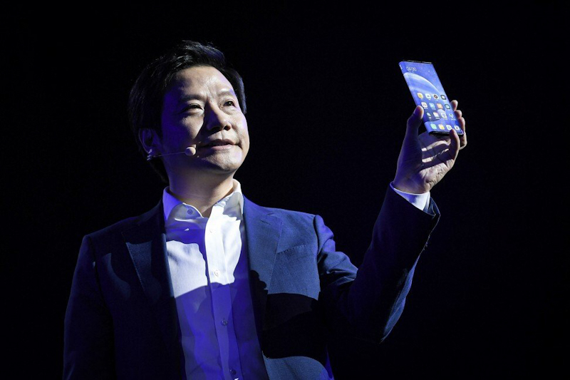 Chinese smartphone maker Xiaomi Corp overtook Apple Inc in the second quarter to become the world's No. 2 smartphone maker