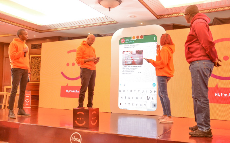 Absa Bank Kenya introduces WhatsApp Banking in an effort to improve customer experience