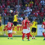 Bundesliga: SC Freiburg beat Borussia Dortmund 2-1