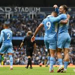 Premier League: Jack Grealish on target as Manchester City beat Norwich