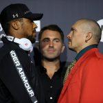 Boxing: Anthony Joshua confident of win over Oleksandr Usyk