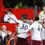 Premier League: Aston Villa grab late winner against Manchester United