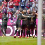 Bundesliga: Bayern Munich put seven past VfL Bochum