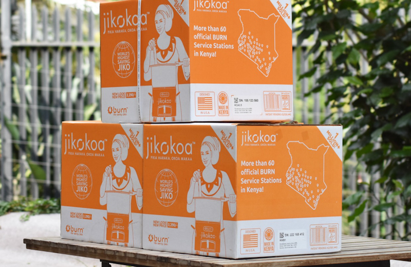 BURN Manufacturing, has launched new packaging for its iconic Jikokoa brand, cementing its presence in the region.