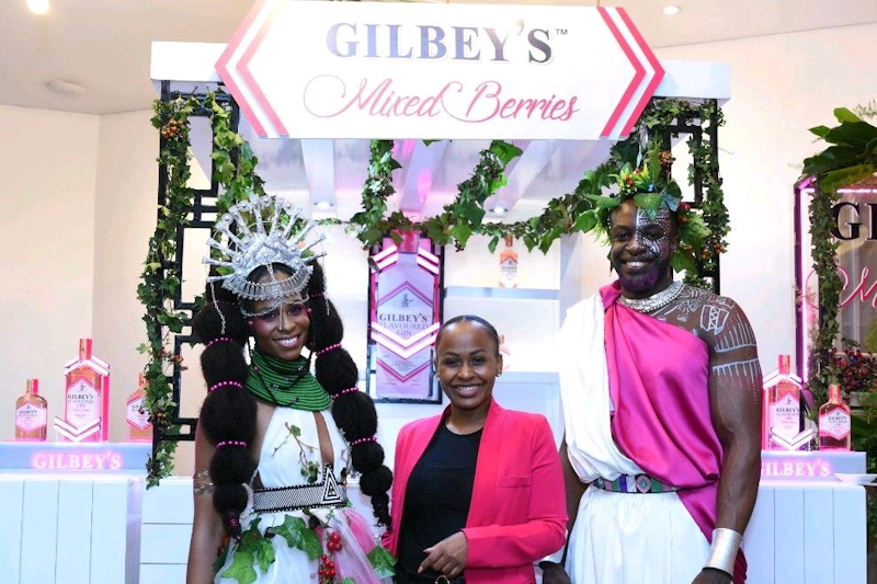Gilbey's Mixed Berries