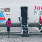 Jambojet Begins Twice-Weekly Flights to Goma, DRC