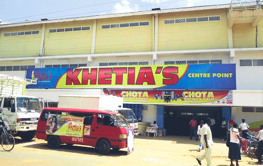 Khetia Drapers Limited is a fast growing company registered in rendering services and products to its clients from diversified regions.