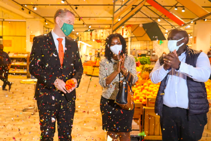 As part of its expansion, Naivas has entered Naivas Juja City Mall that was vacated by cash strapped Tuskys.