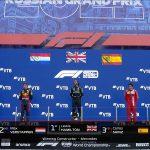 Lewis Hamilton takes 100th win at Russian Grand Prix