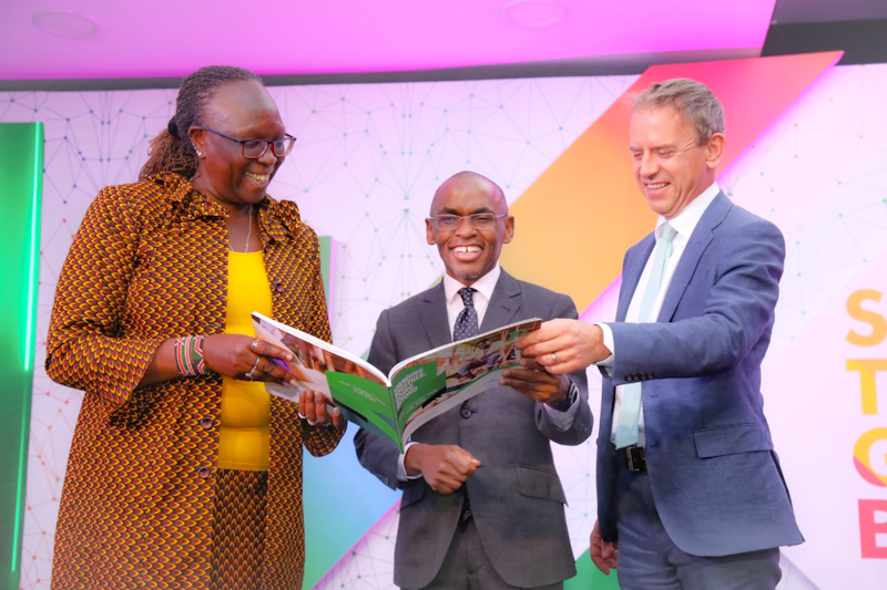 Safaricom's (NSE: SCOM) latest sustainable business report indicates that the company created a total value of KES 664 billion for the Kenyan society in its last financial year, which is ten times greater than the profit made during the year.