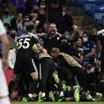 Champions League: Sheriff Tiraspol stun Real Madrid at the Bernabeu