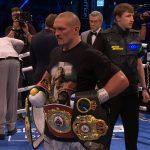 Boxing: Oleksandr Usyk beats Anthony Joshua to win Heavyweight titles