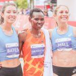 Ruth Chepngetich, Seifu Tura Triumph at the 43rd Chicago Marathon