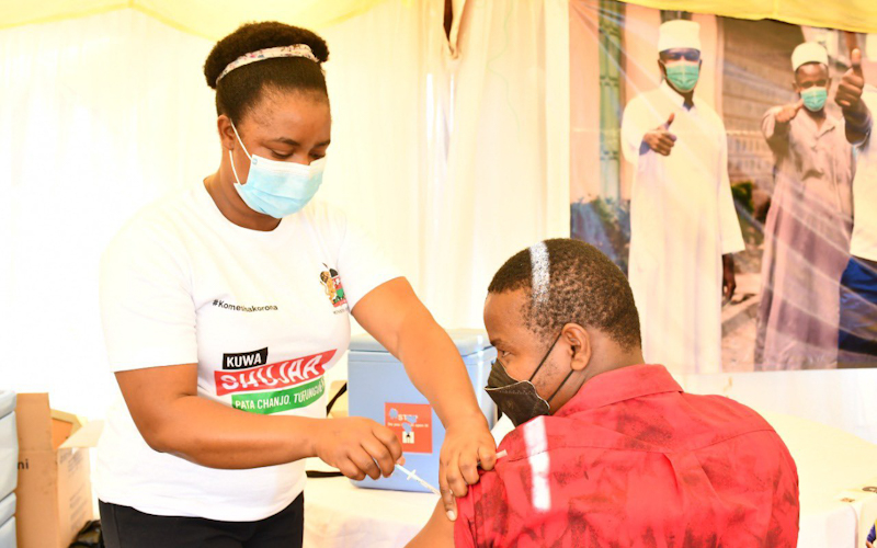According to CS Kagwe, the 30-day extension will also ensure the Government achieves its targeted mass Covid-19 vaccination program across the country.