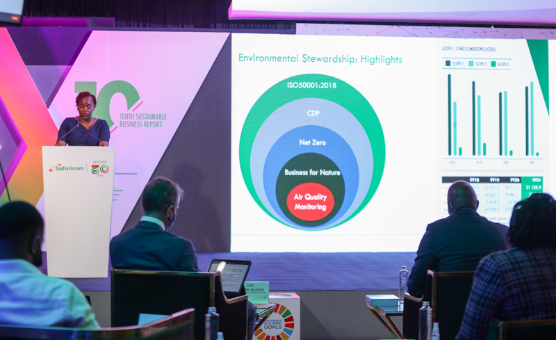 Kenya's private sector must act now and step up its contribution and support for the Sustainable Development Goals if it has to close the gap by 2030, Safaricom said in its 10th Sustainable Business Report.
